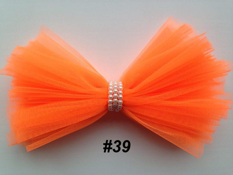 Еврофатин мягкий Hayal Life, Оранжевый неон