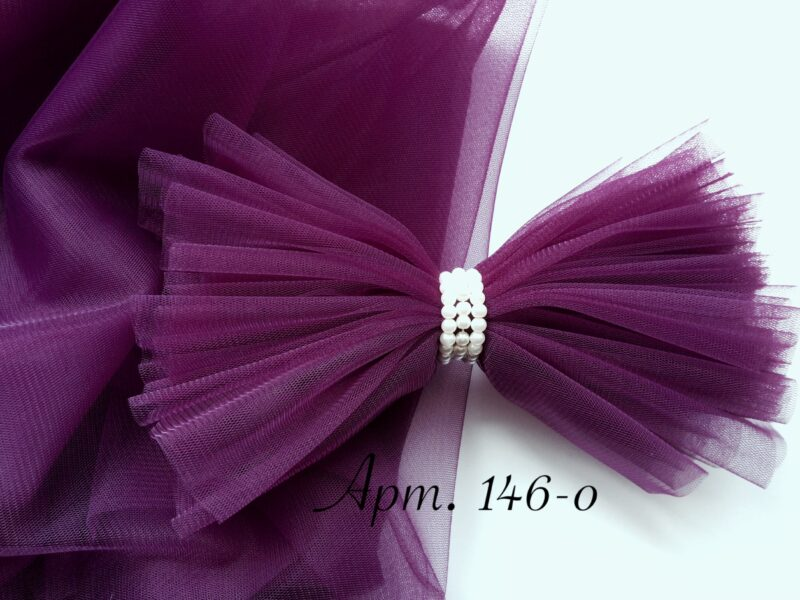 Еврофатин Hayal Tul Фиолетово-пурпурный