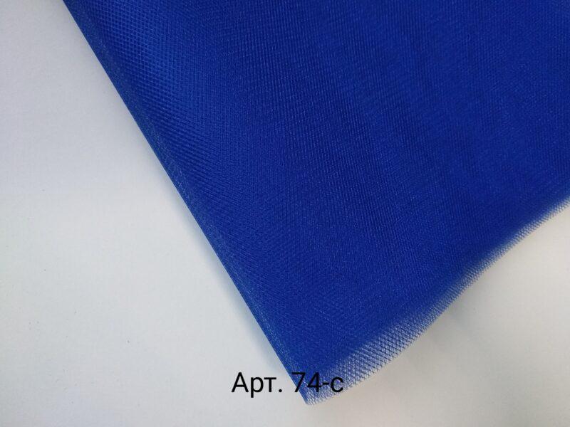 Фатин средней жесткости Kristal Синий электрик