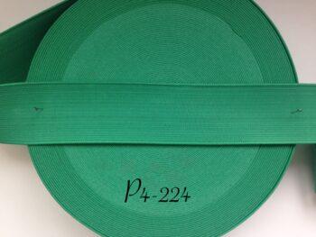 Резинка для пояса 4 см нефритовая