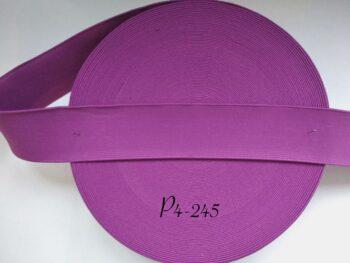 Резинка для пояса 4 см кардинал